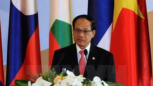 东盟秘书长黎良明:东盟与中国加强全面战略合作 hinh anh 1