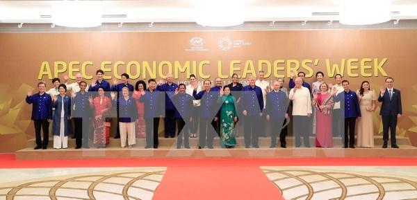 2017年APEC会议:APEC成员经济体领导人的礼品 汇聚越南传统手工艺精髓 hinh anh 1