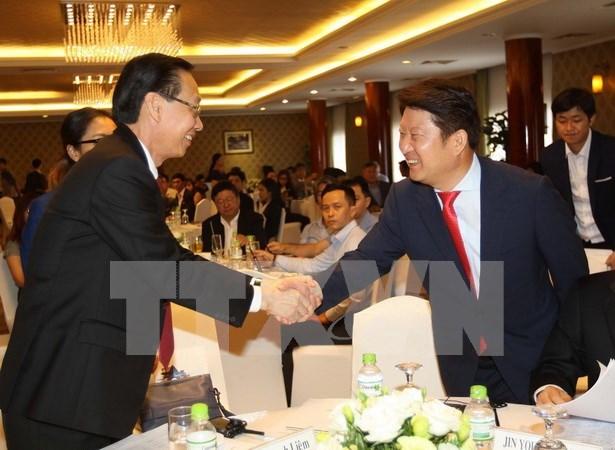 胡志明市与韩国大邱市加强贸易与投资合作 hinh anh 1