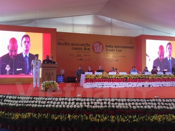 """印度总统:越南是印度""""向东行动""""政策中的支柱 hinh anh 2"""