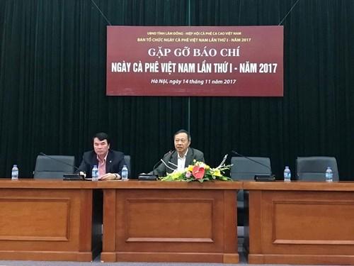 首次越南咖啡日将于12月举行 hinh anh 1