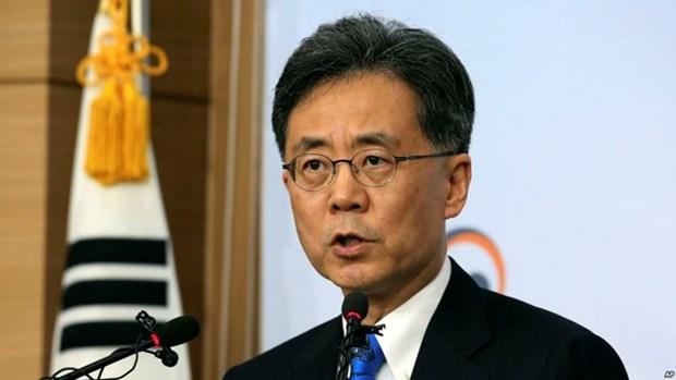 韩国敦促推动RCEP谈判于明年结束 hinh anh 1