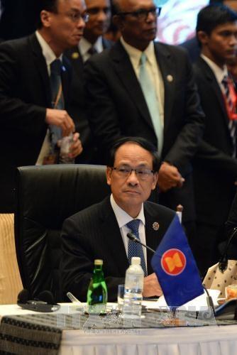 东盟秘书长黎良明:东海争端需要一个具有法律约束力的行为准则 hinh anh 1