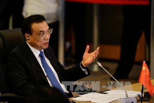 """第31届东盟峰会:中国提倡""""东盟-中国战略伙伴关系2030年愿景"""" hinh anh 1"""