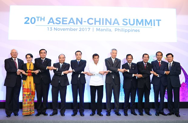 """第31届东盟峰会:中国提倡""""东盟-中国战略伙伴关系2030年愿景"""" hinh anh 2"""