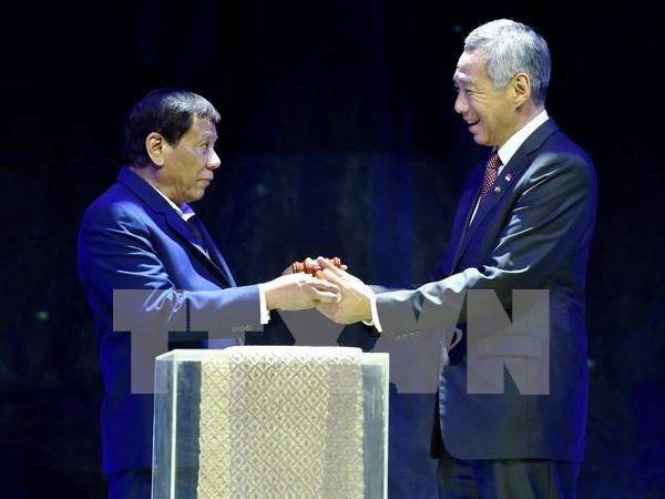 新加坡任2018年东盟轮值主席国 明年峰会主题为坚韧与创新 hinh anh 1