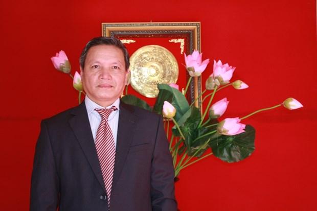 越南与阿尔及利亚努力为企业解决困难 hinh anh 1
