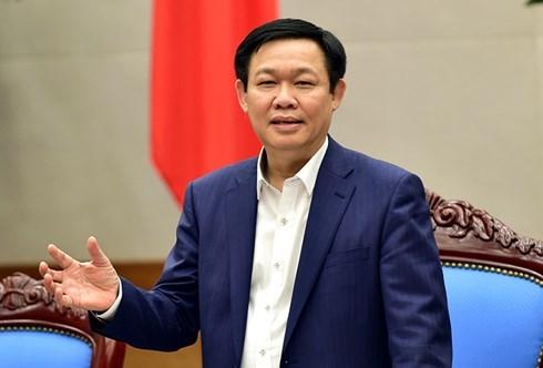 政府副总理王庭惠出席越南经济研讨会 hinh anh 2