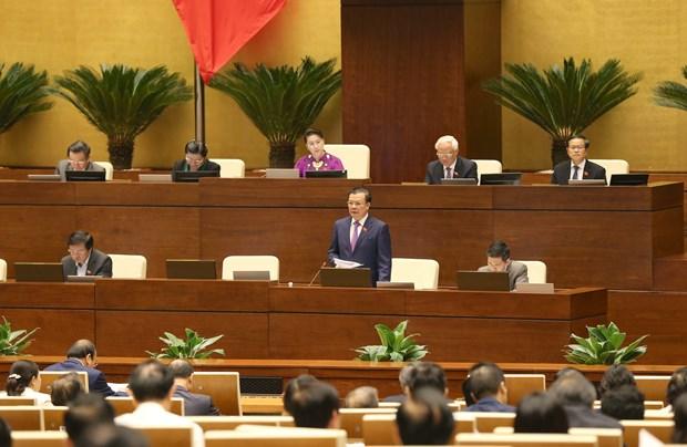越南财长丁进勇:关注把贷款资金用于重点项目 hinh anh 1
