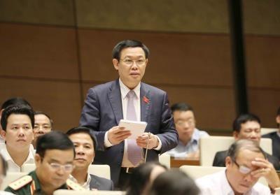 越南第十四届国会第四次会议公报(第十九号) hinh anh 2