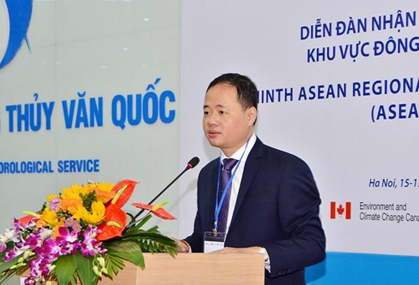 第九届东南亚地区气候展望论坛在河内举行 hinh anh 1