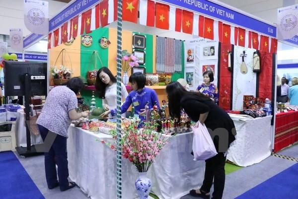 第50次年度义卖展销会在印尼举办 hinh anh 2