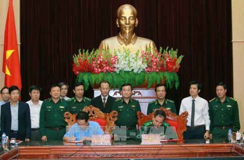越南大力提高海岛及边境地区对外新闻宣传报道质量 hinh anh 1