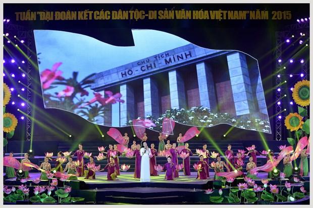 """""""2017越南各民族大团结-文化遗产""""周举行在即 hinh anh 1"""