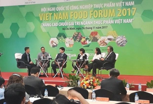 努力提高越南食品行业价值链的品质 hinh anh 1