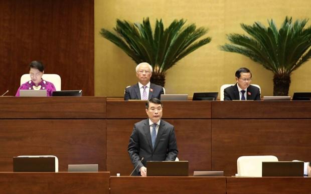 国家银行行长黎明兴:需采取措施来提高银行运行效率的措施 hinh anh 2