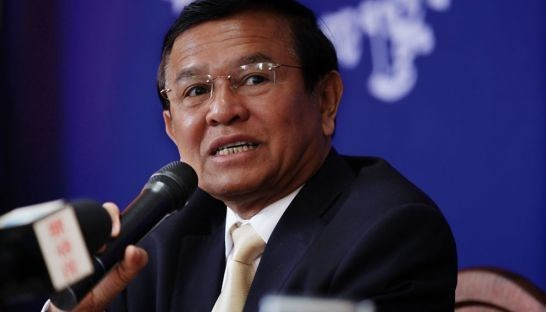 柬埔寨最高法院裁决解散救国党 hinh anh 1