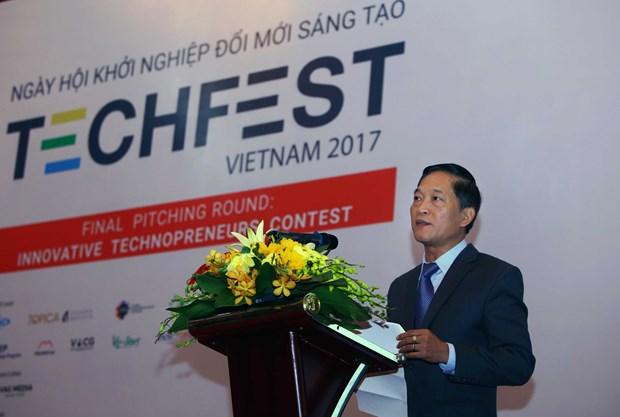 2017年国家创新创业日:成交 450万美元 hinh anh 1