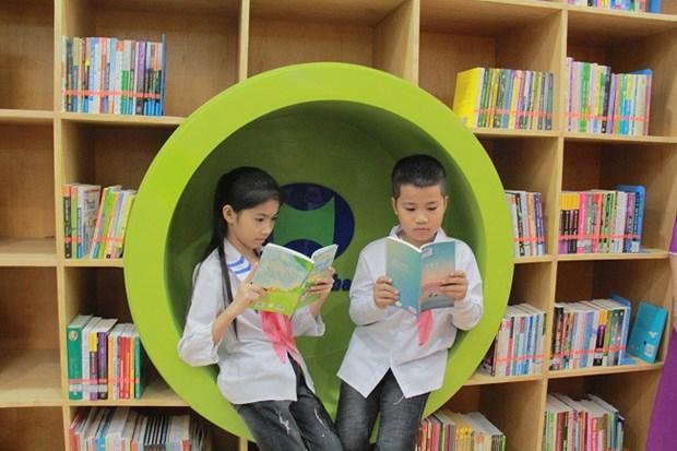 越南首个综合性图书馆在河内开馆 hinh anh 2