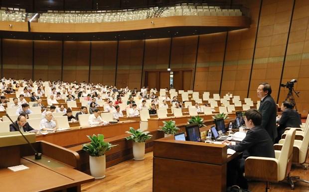 越南信息传媒部长张明俊:利用报纸媒体的正面信息来驳斥社交媒体上的负面信息 hinh anh 1