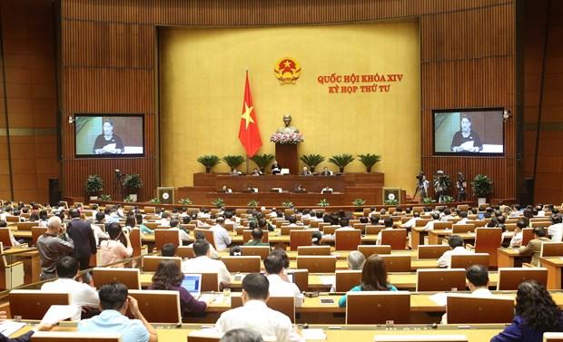 越南第十四届国会第四次会议公报(第二十号) hinh anh 1