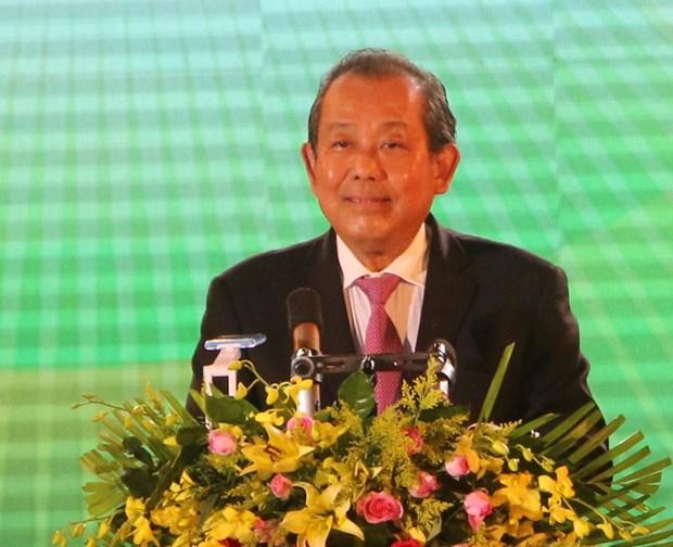 越南南部高棉族同胞文化体育与旅游节拉开帷幕 hinh anh 1