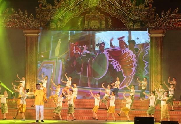 越南南部高棉族同胞文化体育与旅游节拉开帷幕 hinh anh 2