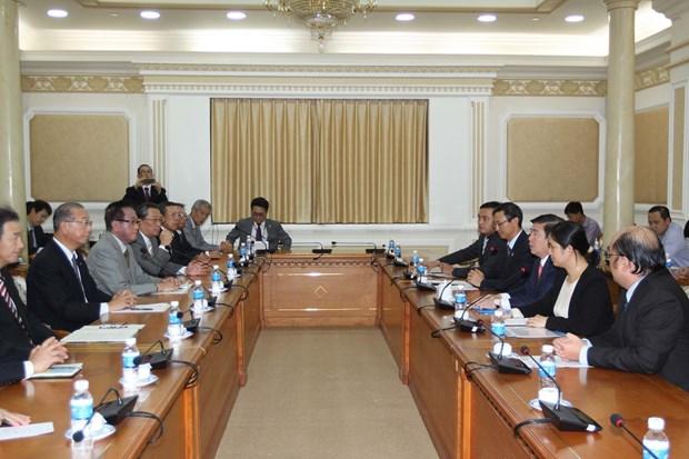 胡志明市与日本北海道加强农业、贸易和旅游的合作 hinh anh 2