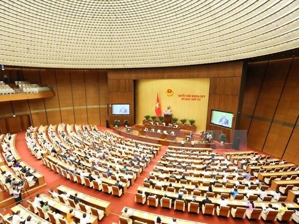 第十四届国会第四次会议公报(第二十一号) hinh anh 1