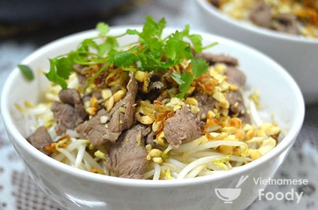 越南的南部牛肉米粉 hinh anh 2