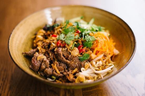 越南的南部牛肉米粉 hinh anh 1