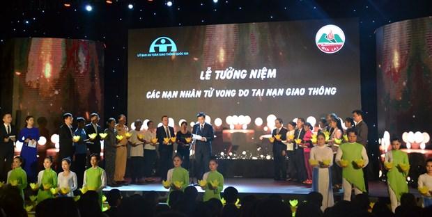 交通事故死亡者祈求超度仪式在嘉莱省举行 hinh anh 2