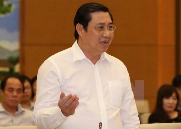 政府总理对岘港市人民委员会主席给予警告处分 hinh anh 1