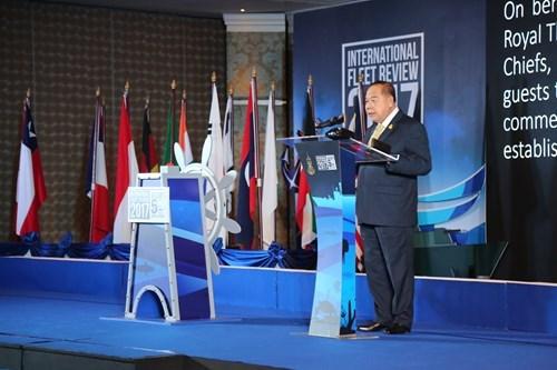 东盟各国海军加强合作保护海洋环境 hinh anh 1