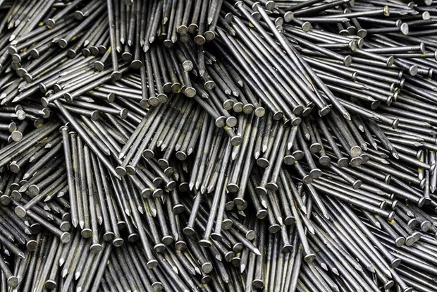 美国取消对越南钢钉的反补贴税行政复议 hinh anh 1