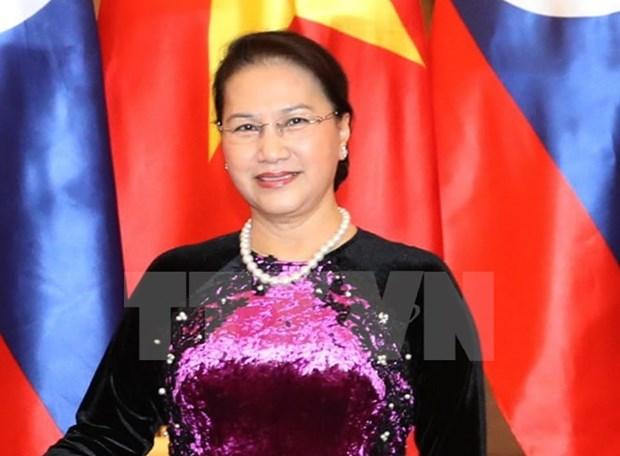 国会主席阮氏金银即将访问新加坡和澳大利亚 hinh anh 1