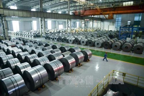 越南工贸部作出关于越南向美国出口的钢铁产品来源的反馈意见 hinh anh 1