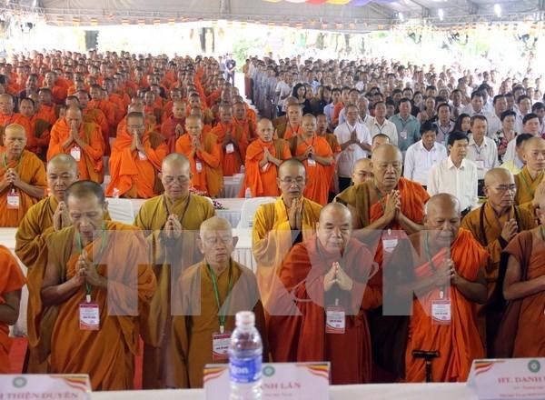 越南佛教与国家发展同行 hinh anh 1