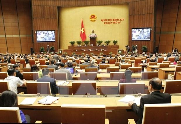 越南第十四届国会第十四次会议公报(第二十三号) hinh anh 2