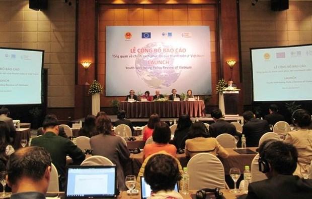 越南青年福利政策报告正式出炉 hinh anh 1