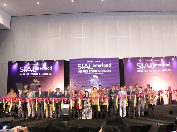 2017年印尼食品配料展——推广越南农产品的良机 hinh anh 1