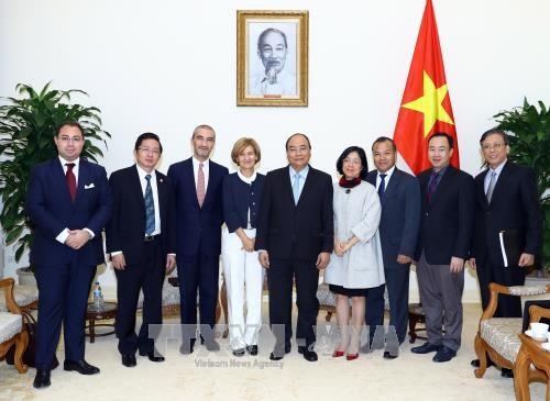 葡萄牙支持越南与欧盟早日签署《越南-欧盟自由贸易协定》 hinh anh 1