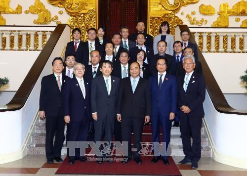 越南政府鼓励日本企业加大对越投资力度 hinh anh 1