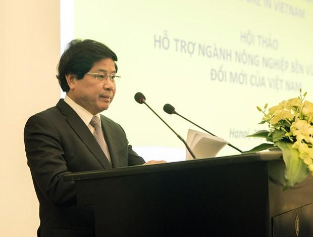越南与比利时加强农业合作 hinh anh 2