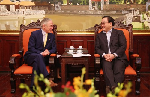 越南与爱尔兰加大合作力度 hinh anh 1