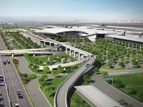 龙城国际机场征地补偿安置项目可行性报告的决议得以通过 hinh anh 1