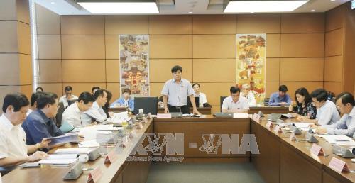 越南第十四届国会第四次会议:代表普遍认为急需颁布《网络安全法》 hinh anh 1