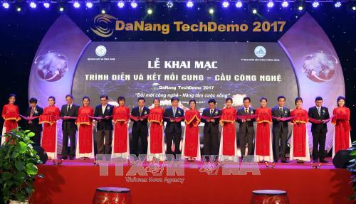 2017年技术展示与供需对接活动吸引多家国内外代表和企业参加 hinh anh 1