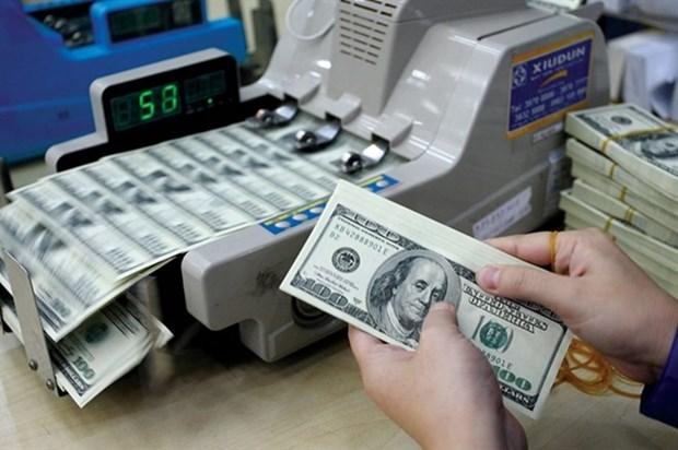 24日越盾兑美元中心汇率下降1越盾 hinh anh 1
