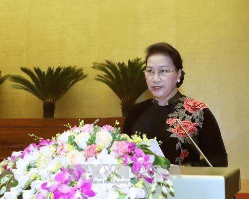 越南第十四届国会第四次会议公报(第二十六号) hinh anh 2